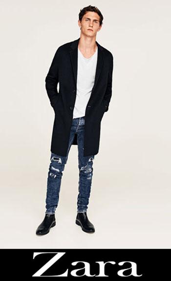 Zara ripped jeans fall winter men 1