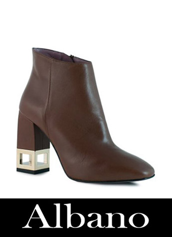 Ankle boots Albano for women fall winter shoes 2