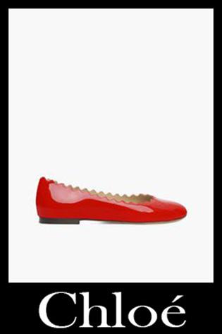 Ballet flats Chloé for women fall winter shoes 9
