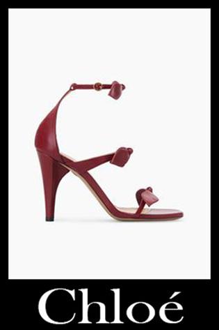 Décolleté Chloé fall winter for women shoes 4
