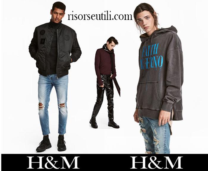 Fashion HM fall winter 2017 2018 men