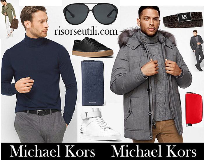 Fashion Michael Kors fall winter 2017 2018 men