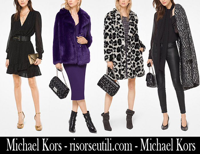 Fashion Michael Kors fall winter 2017 2018 women