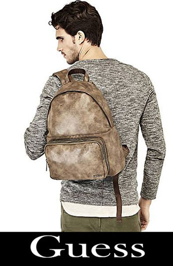 Guess accessories bags for men fall winter 1