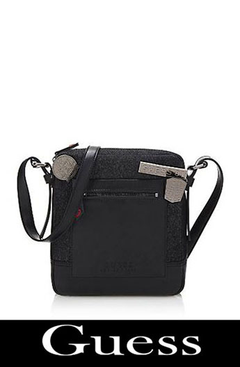 Guess accessories bags for men fall winter 2