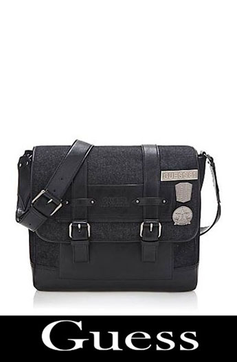 Guess accessories bags for men fall winter 3