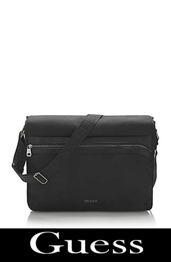 Guess accessories bags for men fall winter 4