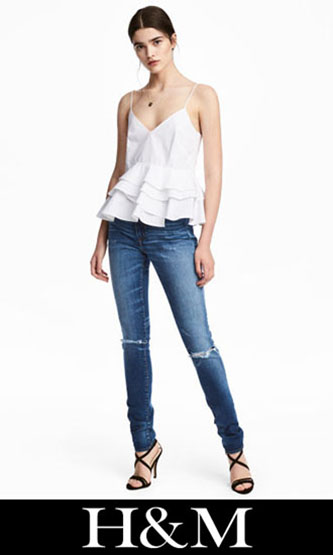 HM ripped jeans fall winter for women 2