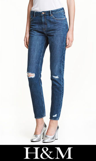 HM ripped jeans fall winter for women 5