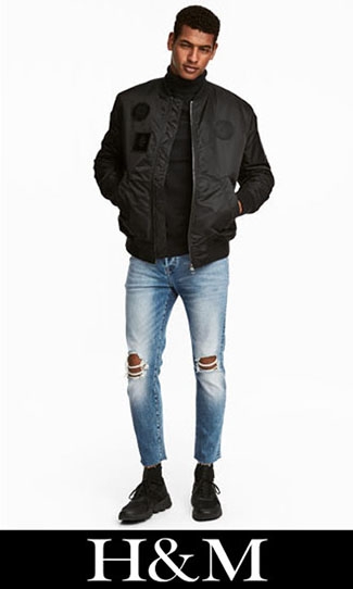 HM ripped jeans fall winter men 6