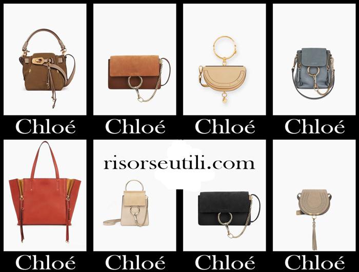 Handbags Chloé fall winter 2017 2018
