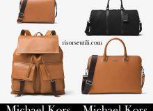 Handbags Michael Kors fall winter 2017 2018 men bags