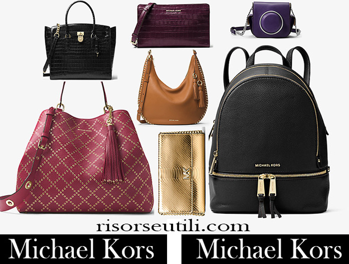 Handbags Michael Kors fall winter 2017 2018