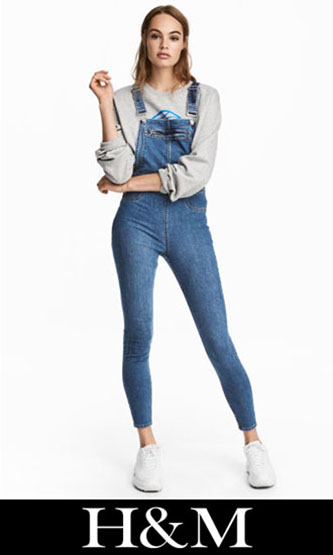 Jeans HM fall winter 2017 2018 for women 2