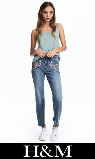 Jeans HM fall winter 2017 2018 for women 3