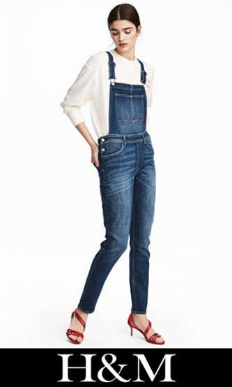 Jeans HM fall winter 2017 2018 for women 4