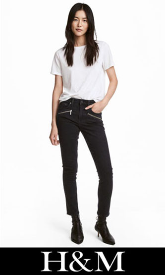 Jeans HM fall winter 2017 2018 for women 5