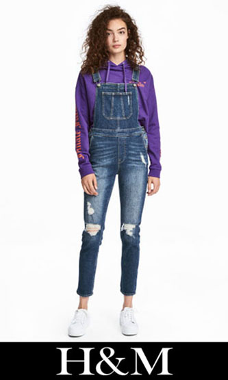 Jeans HM fall winter 2017 2018 for women 8