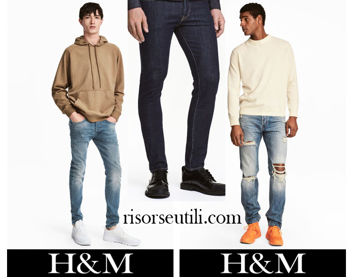 Jeans HM fall winter 2017 2018 men