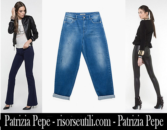 Jeans Patrizia Pepe fall winter 2017 2018 trouser