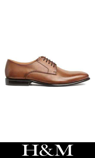 Lace ups HM fall winter for men shoes 2