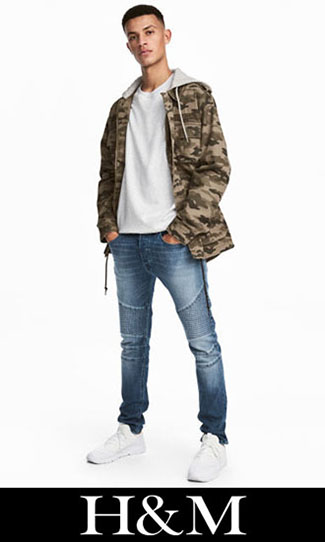 New arrivals HM denim fall winter men 2
