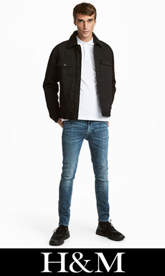 New arrivals HM denim fall winter men 3