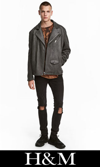 New arrivals HM denim fall winter men 6
