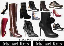 New arrivals shoes Michael Kors fall winter 2017 2018
