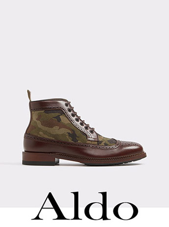 New collection Aldo shoes fall winter men 5