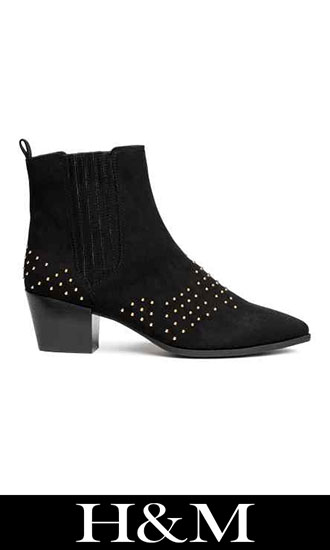 New collection HM shoes fall winter women 8