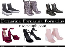 New shoes Fornarina fall winter 2017 2018 for women