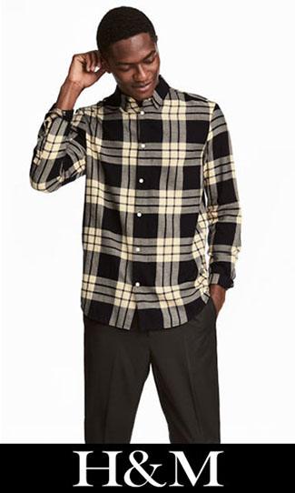Shirts HM fall winter 2017 2018 men 2
