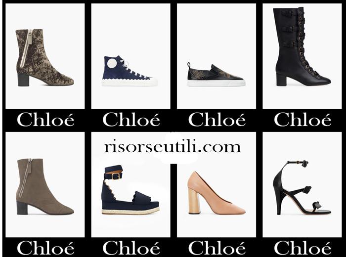 Shoes Chloé fall winter 2017 2018 women