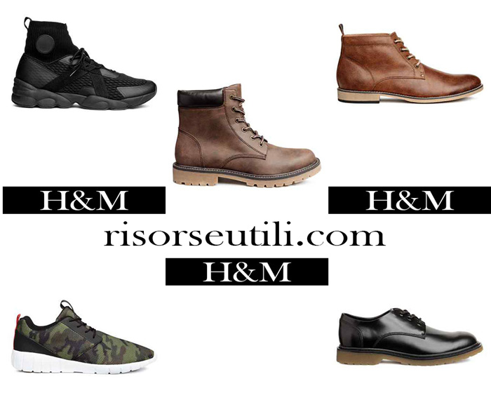 Shoes HM fall winter 2017 2018 men