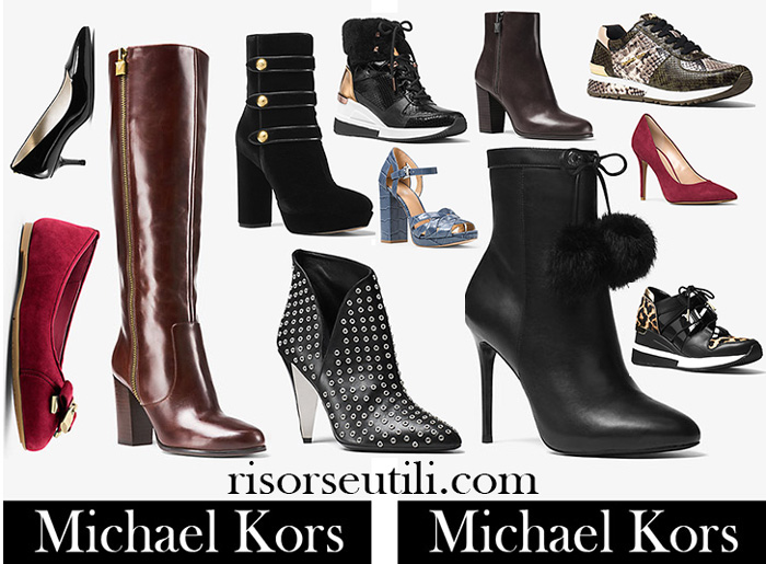 Shoes Michael Kors fall winter 2017 2018 women
