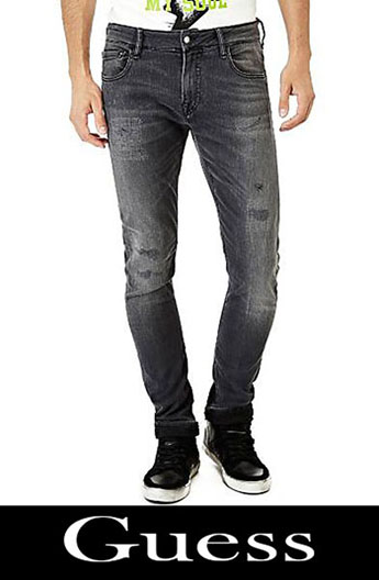 Skinny jeans Guess fall winter for men 2