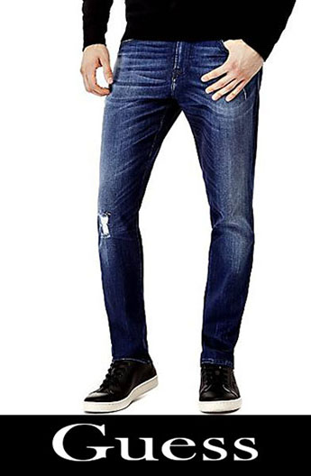 Skinny jeans Guess fall winter for men 3