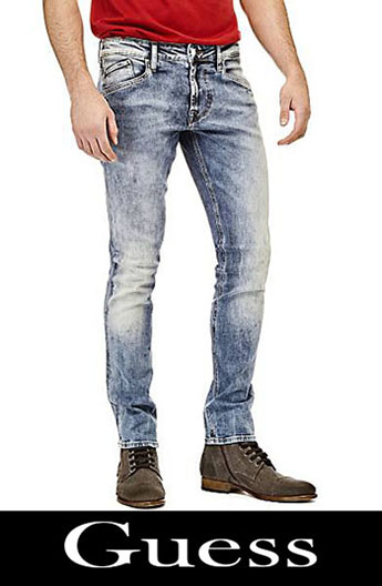 Skinny jeans Guess fall winter for men 4
