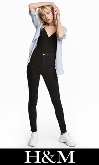 Skinny jeans HM fall winter for women 1