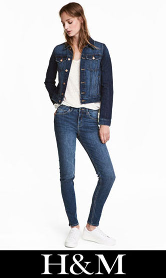 Skinny jeans HM fall winter for women 2