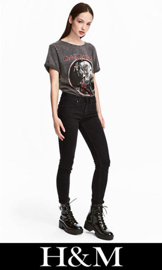 Skinny jeans HM fall winter for women 4