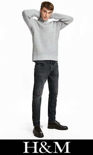 Skinny jeans HMfall winter men 2
