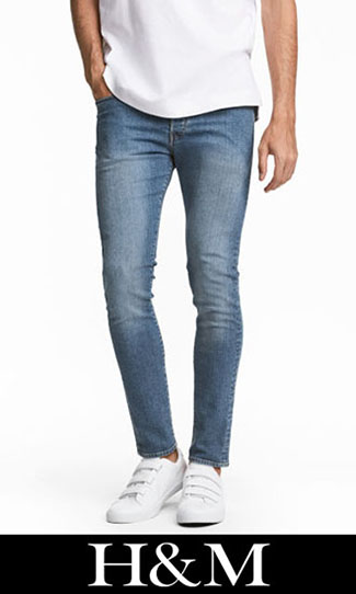 Skinny jeans HMfall winter men 6