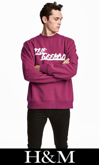 Sweatshirts HM fall winter for men 2