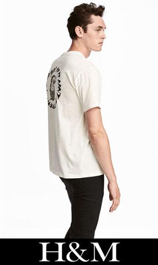 T shirts HM 2017 2018 fall winter men 1