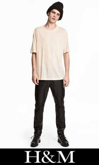 T shirts HM 2017 2018 fall winter men 2