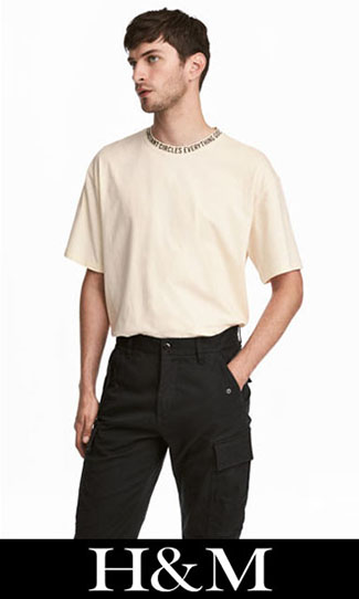 T shirts HM 2017 2018 fall winter men 4