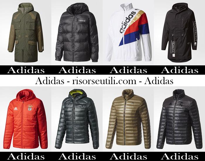 Jackets Adidas fall winter 2017 2018 for men