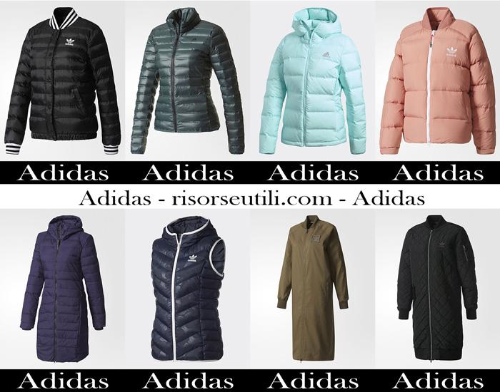 Jackets Adidas fall winter 2017 2018